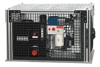 Fire Power 75kw Hydraulic Generator 15kw 3 Phase