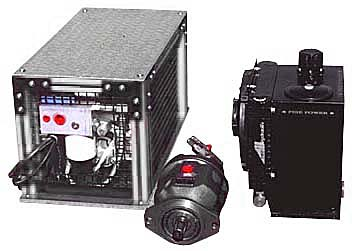 Fire Power 10kw modular generator